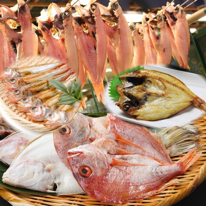 日本海,山陰,鳥取,境港,干物,ノドグロ,鯛,はたはた,カレイ,いか