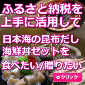 日本海,山陰,鳥取,境港,昆布だし,海鮮丼,ふるさと納税
