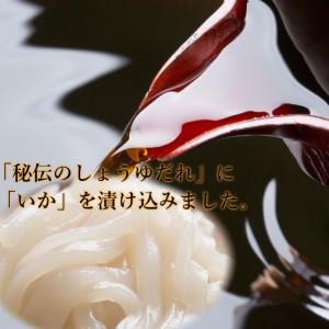 いか 海鮮丼 づけ 日本海