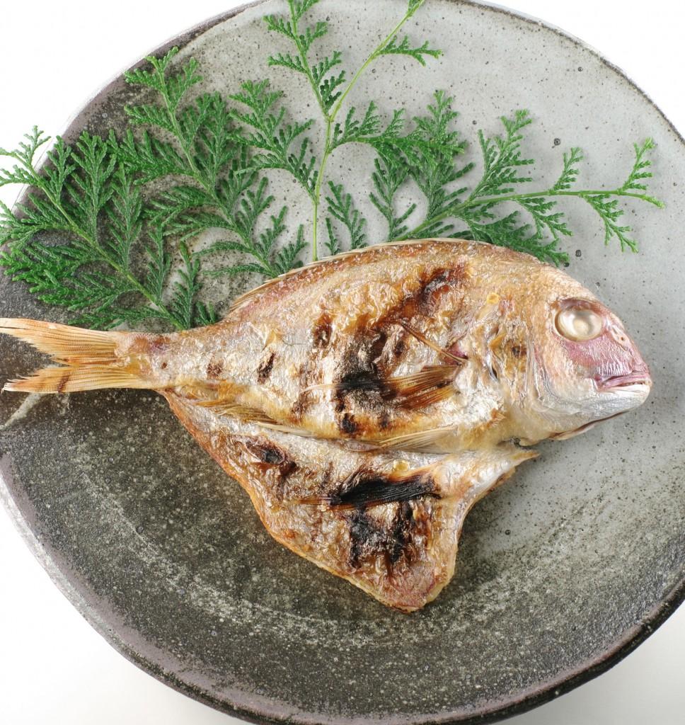 日本海,山陰,鳥取,境港,干物,鯛焼き魚